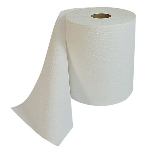 Papel toalha Bobina Soft Lunap 200mt